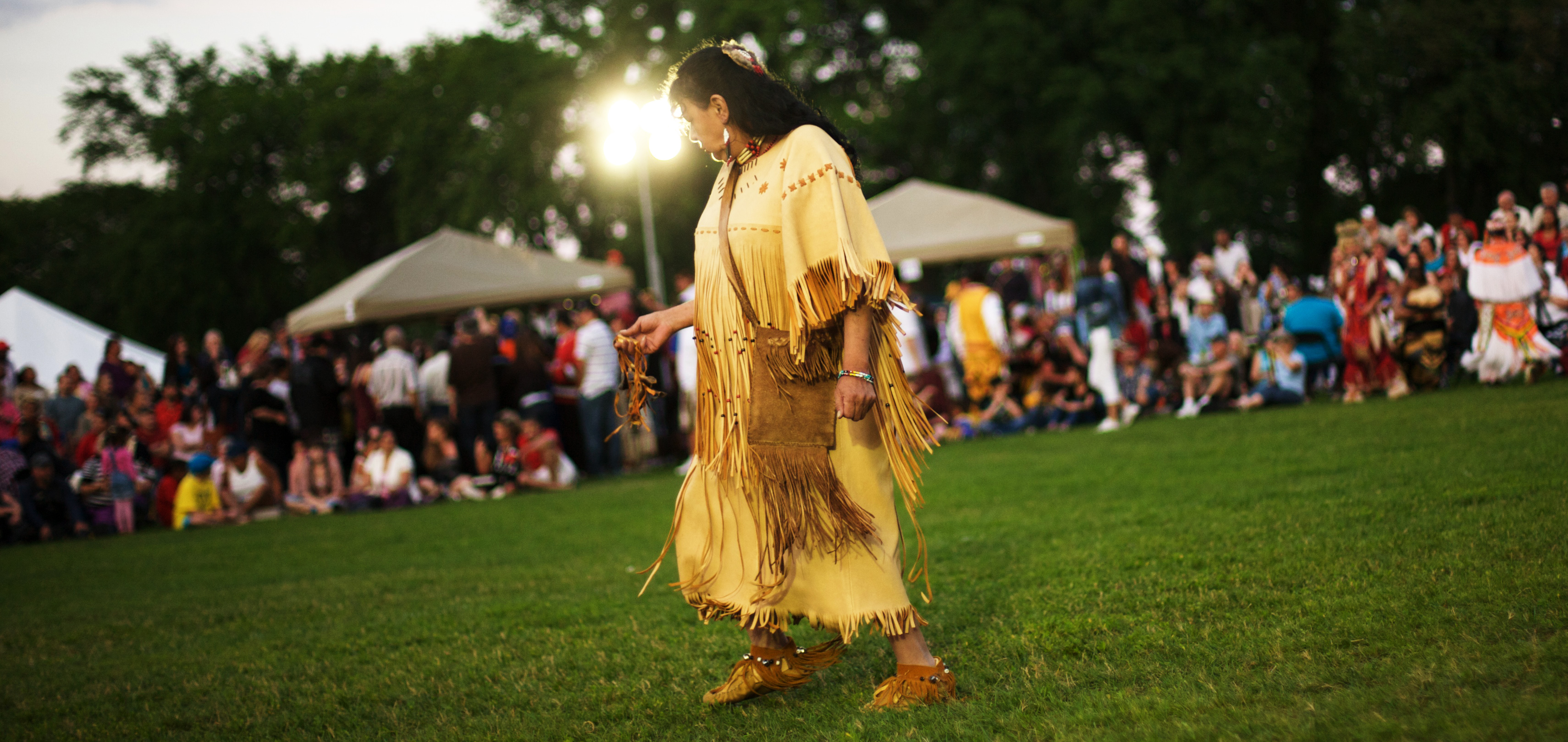 Mi'kmaq Dancer