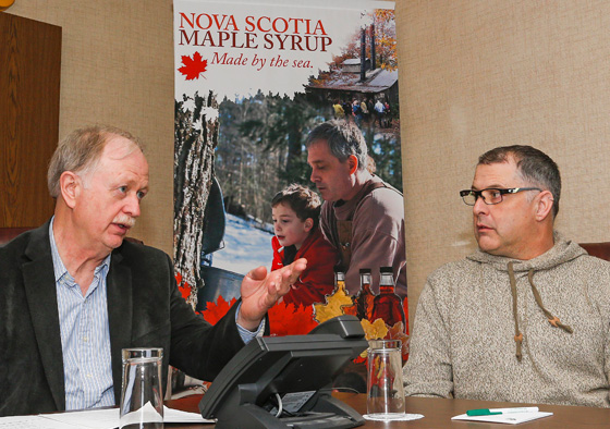 Canada-Nova Scotia Maple Sector Initiative