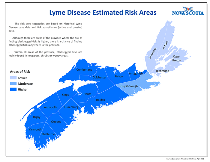 Communicable diseases lyme disease novascotia how can i protect myself from lyme disease solutioingenieria Images