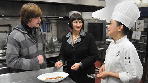 >Program Helps Engage Grade 9 Students
