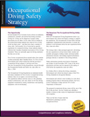 Occupational Diving Safety Strategy