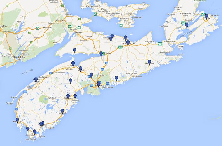 Our Museums Nova Scotia Museum