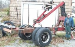 Module 12 Small Scale Harvesting Equipment Lands And