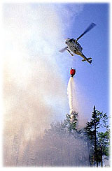 Aerial Suppression