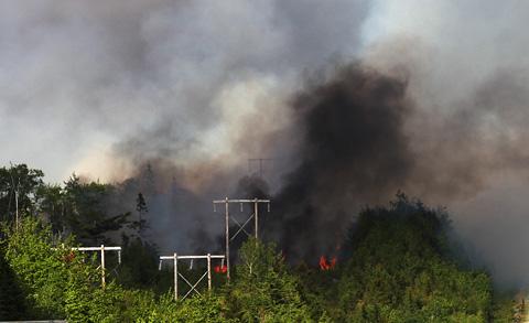Media Guide To Forest Fires Novascotia Ca