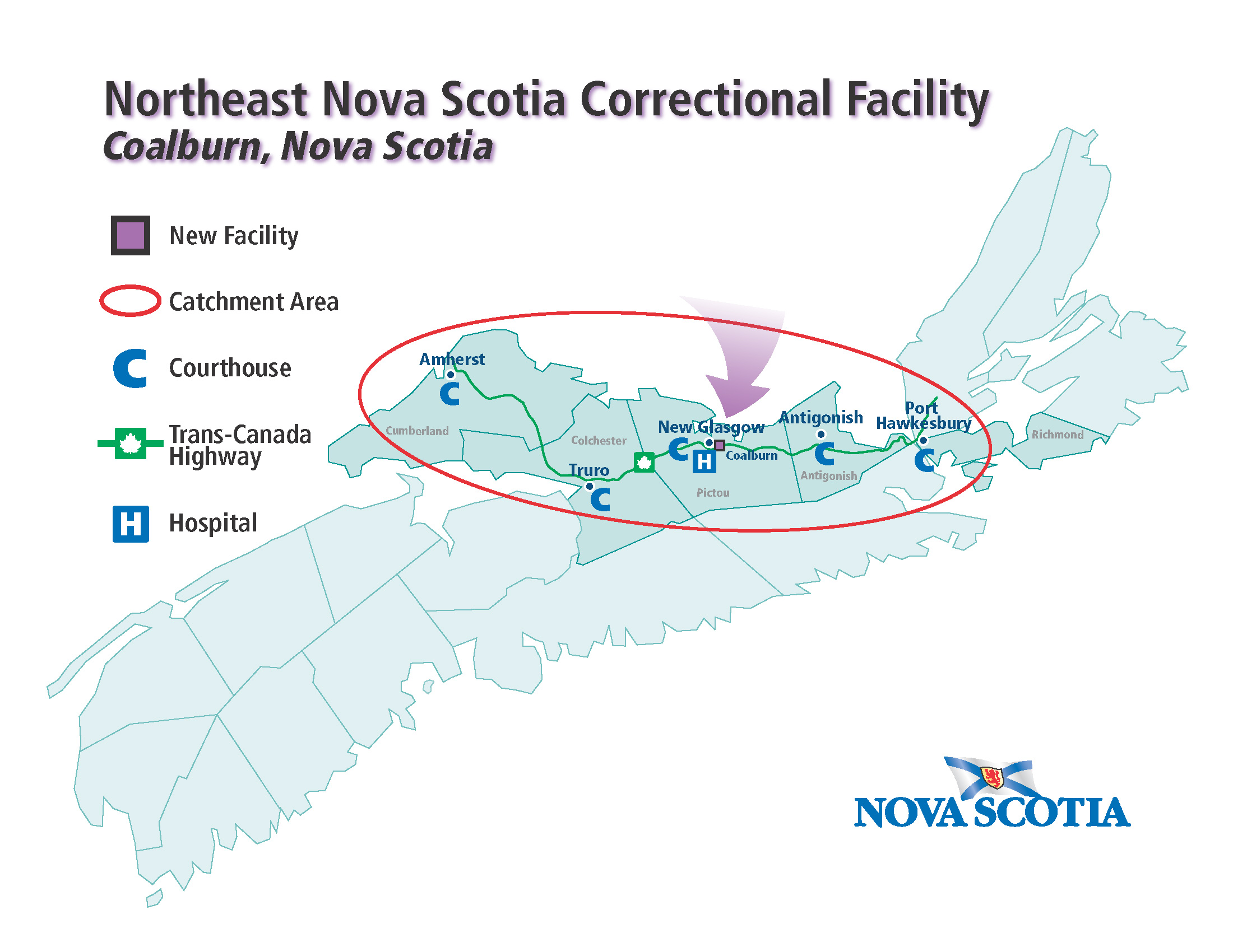 New correctional facility will save millions novascotia download high res version aiddatafo Gallery
