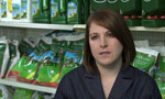 Halifax Seed Company staff member talks about maintaining a healthy lawn.