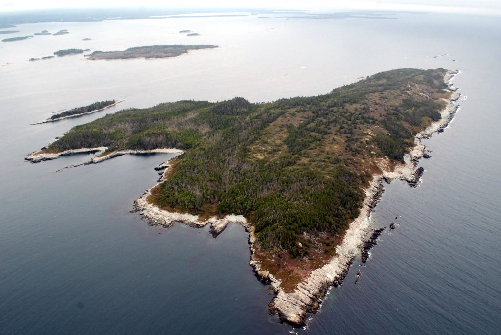 Eastern Shore Islands Wilderness Area | Protected Areas | Nova