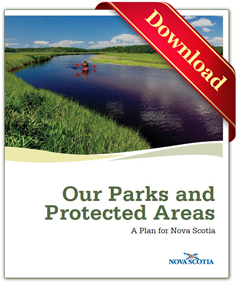 Download the Parks and Protected Areas Plan for Nova Scotia
