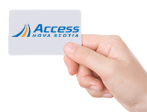 Access Nova Scotia Business Card