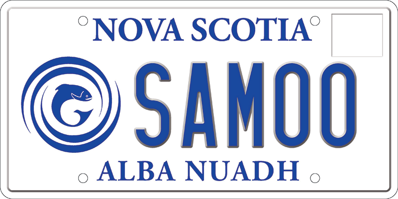 Gaelic Licence Plate Access Nova Scotia Government Of Ns