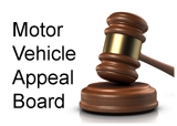 Motor Vehicle Appeal Board