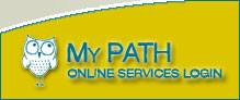 MyPath - Online Services Login Button