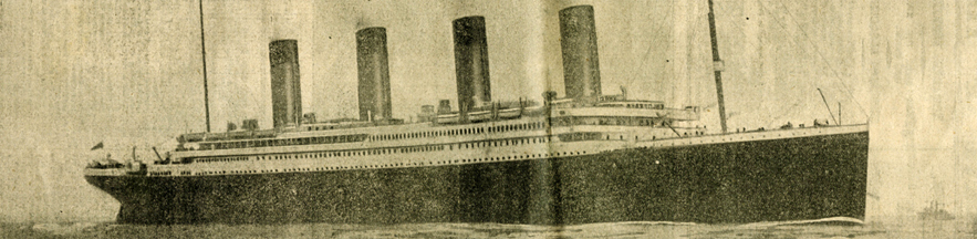 an analysis of rms titanic end of an era Welcome to my rms titanic page this site is dedicated to the survivors as well as those who lost their lives aboard the titanic on that fateful april night in 1912 many of these stories are inaccurate and conflicting for example, it is not known if the band played until the very end or even what they played.