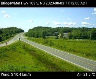 Bridgewater - Highway 103/12