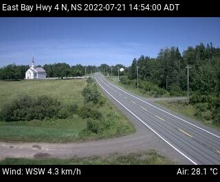 Highway webcam