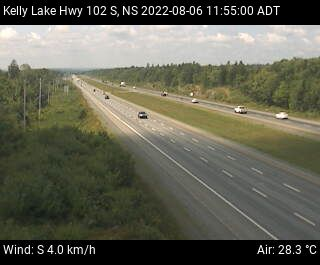All Ns Highway Cameras Novascotia Ca