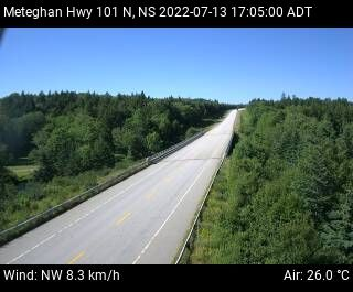 Meteghan (Hwy 101 South of Exit 29)