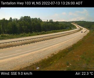 Webcam for Tantallon