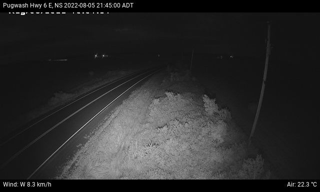 Pugwash webcam