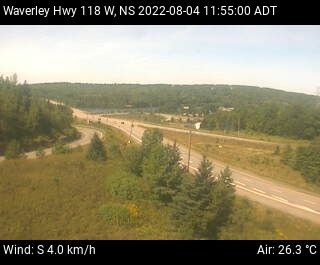 Webcam for Waverley 102